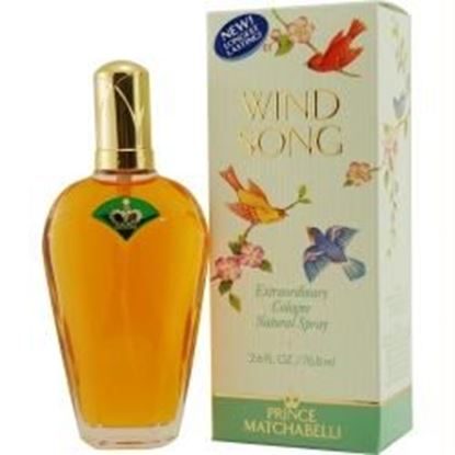 Picture of Wind Song By Prince Matchabelli Cologne Spray Natural 2.6 Oz