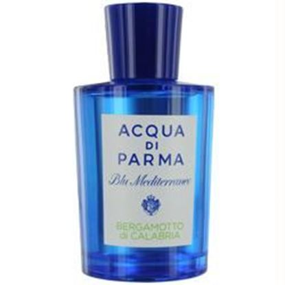 Picture of Acqua Di Parma Blue Mediterraneo By Acqua Di Parma Bergamotto Di Calabria Edt Spray 5 Oz (unboxed)