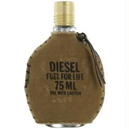 Picture of Diesel Fuel For Life By Diesel Edt Spray 2.5 Oz (unboxed)