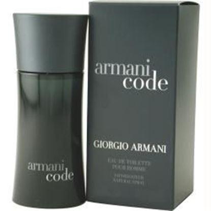 Picture of Armani Code By Giorgio Armani Edt Spray 2.5 Oz
