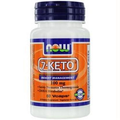Picture of 7-keto Weight Management 100 Mg- 60 Vcaps