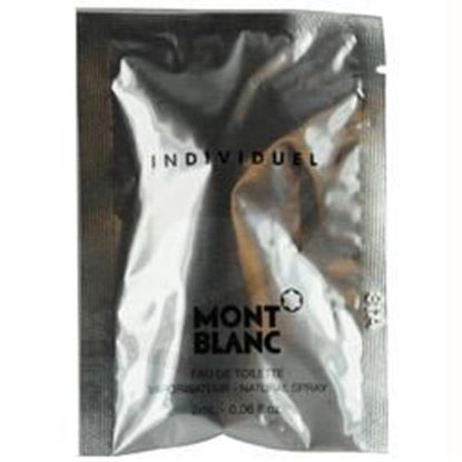 Picture of Mont Blanc Individuel By Mont Blanc Edt Spray Vial On Card Mini