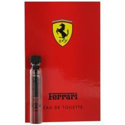 Picture of Ferrari Red By Ferrari Edt Vial On Card Mini