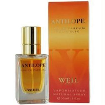 Picture of Antilope By Weil Paris Eau De Parfum Spray 1 Oz