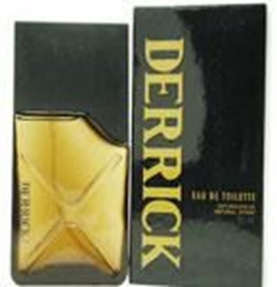 Picture of Derrick Black By Orlane Edt Spray 3.4 Oz