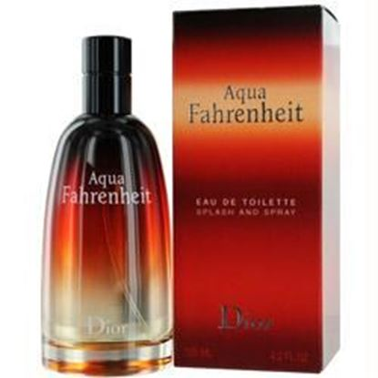 Picture of Aqua Fahrenheit By Christian Dior Edt Spray 4.2 Oz