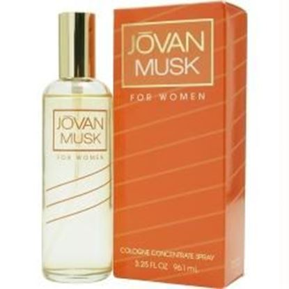Picture of Jovan Musk By Jovan Cologne Concentrated Spray 3.25 Oz