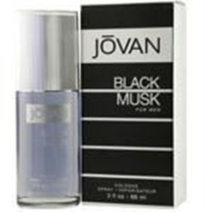 Picture of Jovan Black Musk By Jovan Cologne Spray 3 Oz