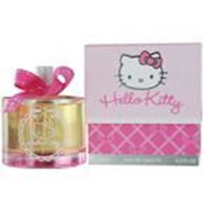 Picture of Hello Kitty By Sanrio Co. Edt Spray 3.3 Oz