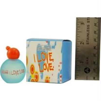 Picture of I Love Love By Moschino Edt .17 Oz Mini