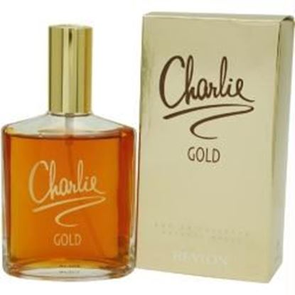 Picture of Charlie Gold By Revlon Edt Spray 3.4 Oz