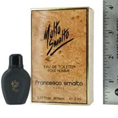 Picture of Molto Smalto By Francesco Smalto Edt .17 Oz Mini