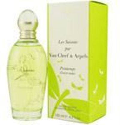 Picture of Les Saisons Par Van Cleef By Van Cleef & Arpels Green Notes Edt Spray 4.2 Oz