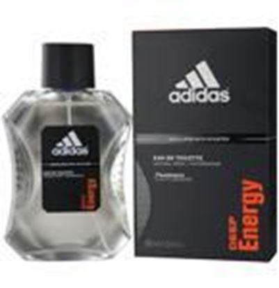 Picture of Adidas Deep Energy By Adidas Edt Spray 3.4 Oz (developed With Athletes)