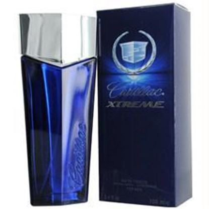 Picture of Cadillac Extreme By Edt Spray 3.4 Oz