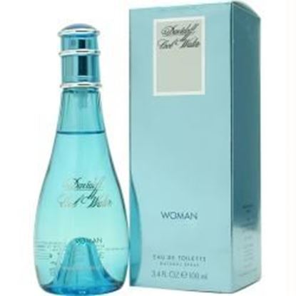 Picture of Cool Water By Davidoff Edt Spray 3.4 Oz
