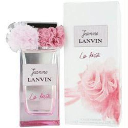 Picture of Jeanne La Rose By Lanvin Eau De Parfum Spray 3.3 Oz