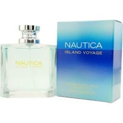 Picture of Nautica Island Voyage By Nautica Edt Spray 3.4 Oz