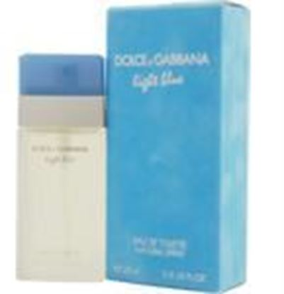 Picture of D & G Light Blue By Dolce & Gabbana Edt Spray .8 Oz