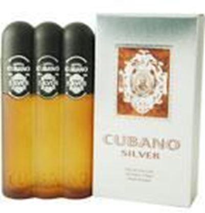 Picture of Cubano Silver By Cubano Edt Spray 4 Oz