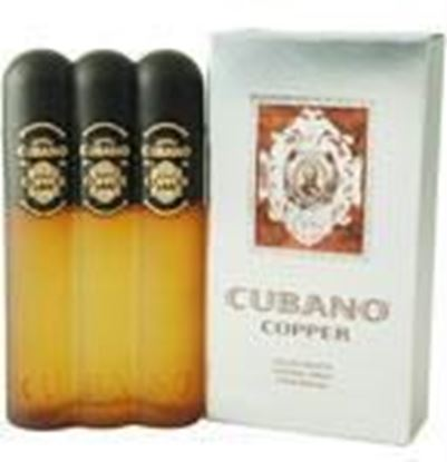 Picture of Cubano Copper By Cubano Edt Spray 4 Oz