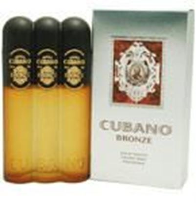 Picture of Cubano Bronze By Cubano Edt Spray 4 Oz