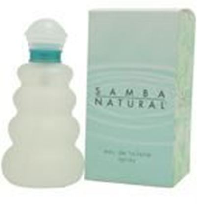 Picture of Samba Natural By Perfumers Workshop Edt Spray .9 Oz