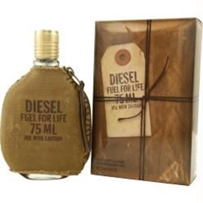 Picture of Diesel Fuel For Life By Diesel Edt Spray 2.5 Oz