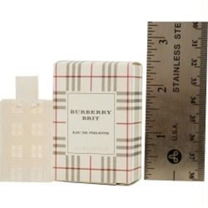 Picture of Burberry Brit By Burberry Edt .17 Oz Mini