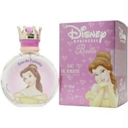 Picture of Beauty & The Beast By Disney Princess Belle Edt Spray 3.4 Oz