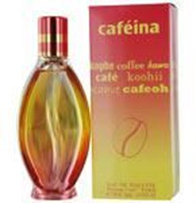Picture of Cafe Cafeina By Cofinluxe Edt Spray 3.4 Oz