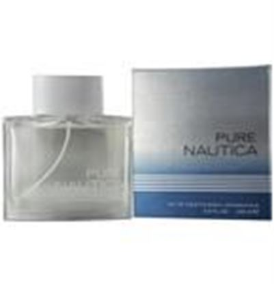 Picture of Nautica Pure By Nautica Edt Spray 3.4 Oz