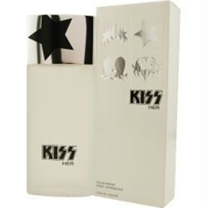Picture of Kiss Her By Kiss Eau De Parfum Spray 3.4 Oz