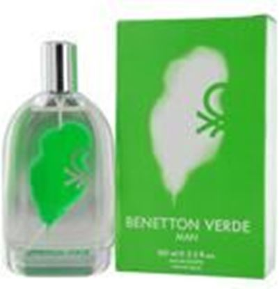 Picture of Benetton Verde By Benetton Edt Spray 3.4 Oz
