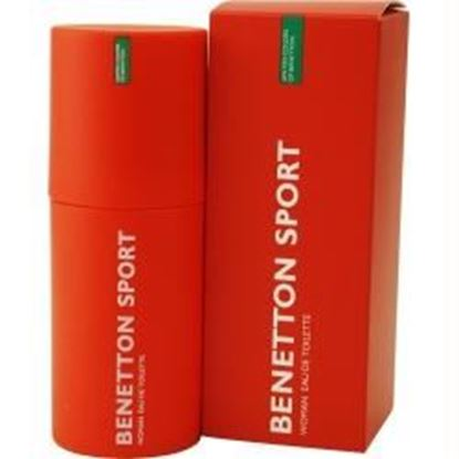 Picture of Benetton Sport By Benetton Edt Spray 3.3 Oz