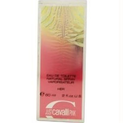 Picture of Just Cavalli Pink By Roberto Cavalli Edt Spray 2 Oz