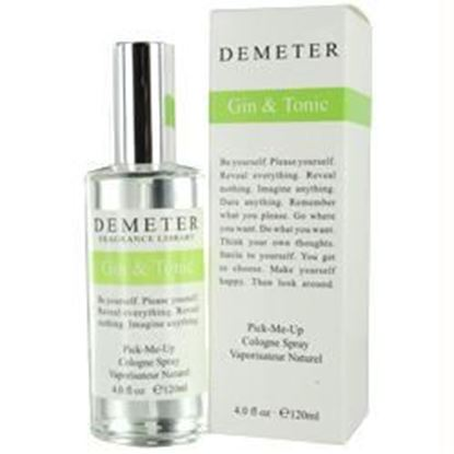 Picture of Demeter By Demeter Gin & Tonic Cologne Spray 4 Oz