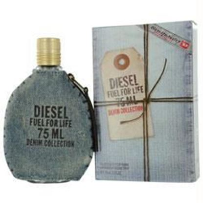Picture of Diesel Fuel For Life Denim By Diesel Edt Spray 2.5 Oz