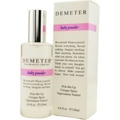 Picture of Demeter By Demeter Baby Powder Cologne Spray 4 Oz