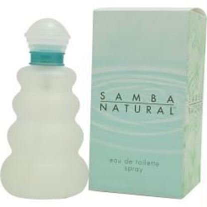 Picture of Samba Natural By Perfumers Workshop Edt Spray 3.4 Oz