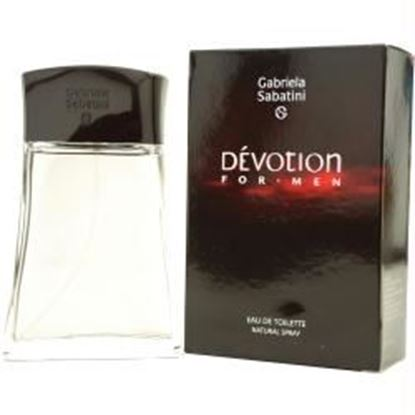 Picture of Devotion By Gabriela Sabatini Edt Spray 1.7 Oz