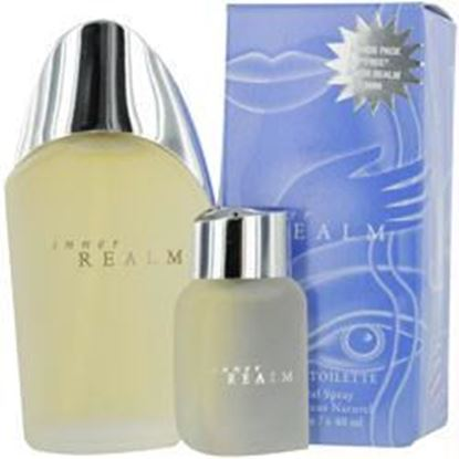 Picture of Inner Realm By Erox Edt Spray 1.3 Oz & Parfum .25 Oz Mini (bonus Pack)