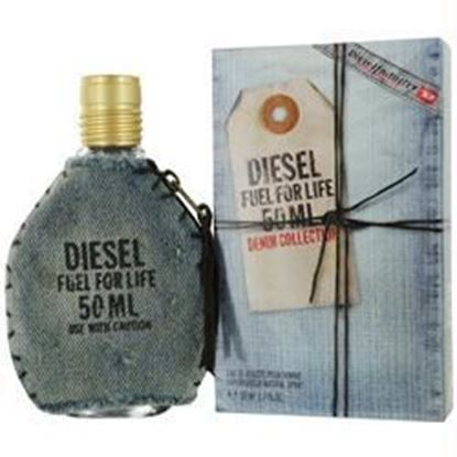 Picture of Diesel Fuel For Life Denim By Diesel Edt Spray 1.7 Oz