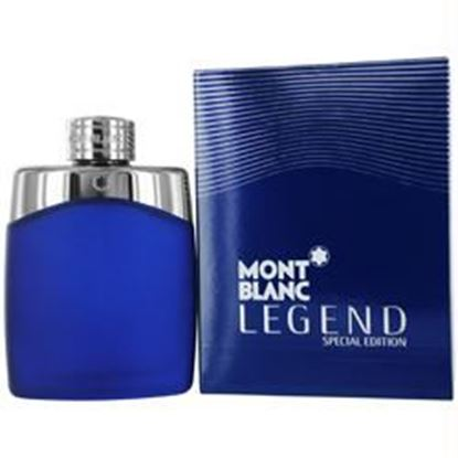 Picture of Mont Blanc Legend By Mont Blanc Edt Spray 3.4 Oz (limited Edition)