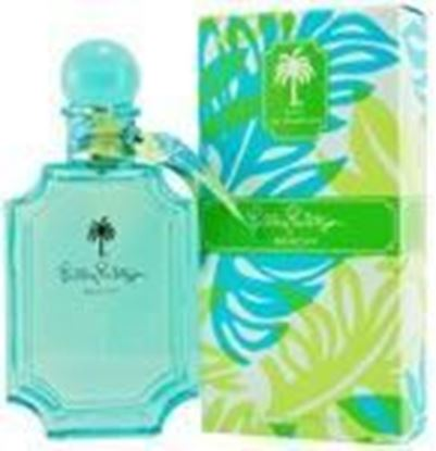 Picture of Lilly Pulitzer Beachy By Lilly Pulitzer Eau De Parfum Spray 3.4 Oz