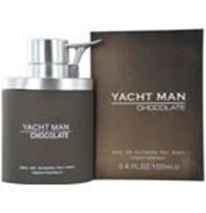 Picture of Yacht Man Chocolate By Myrurgia Edt Spray 3.4 Oz