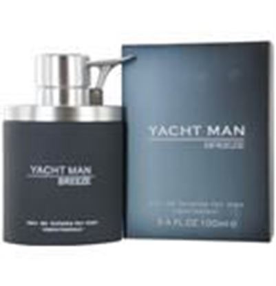 Picture of Yacht Man Breeze By Myrurgia Edt Spray 3.4 Oz