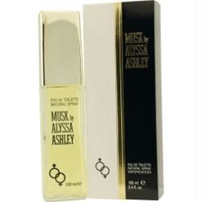 Picture of Alyssa Ashley Musk By Alyssa Ashley Edt Spray 3.4 Oz