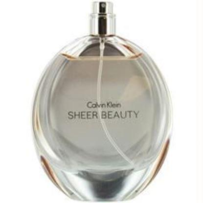 Picture of Calvin Klein Sheer Beauty By Calvin Klein Edt Spray 3.4 Oz *tester