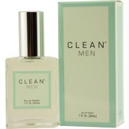 Picture of Clean Men By Dlish Edt Spray 1 Oz